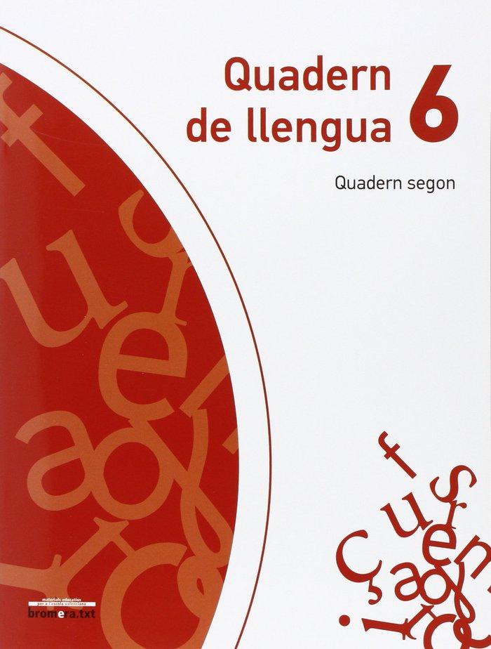 Quadern de llengua comboi 6.2