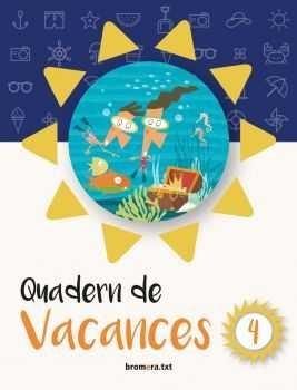 Quadern vacances 4 ep