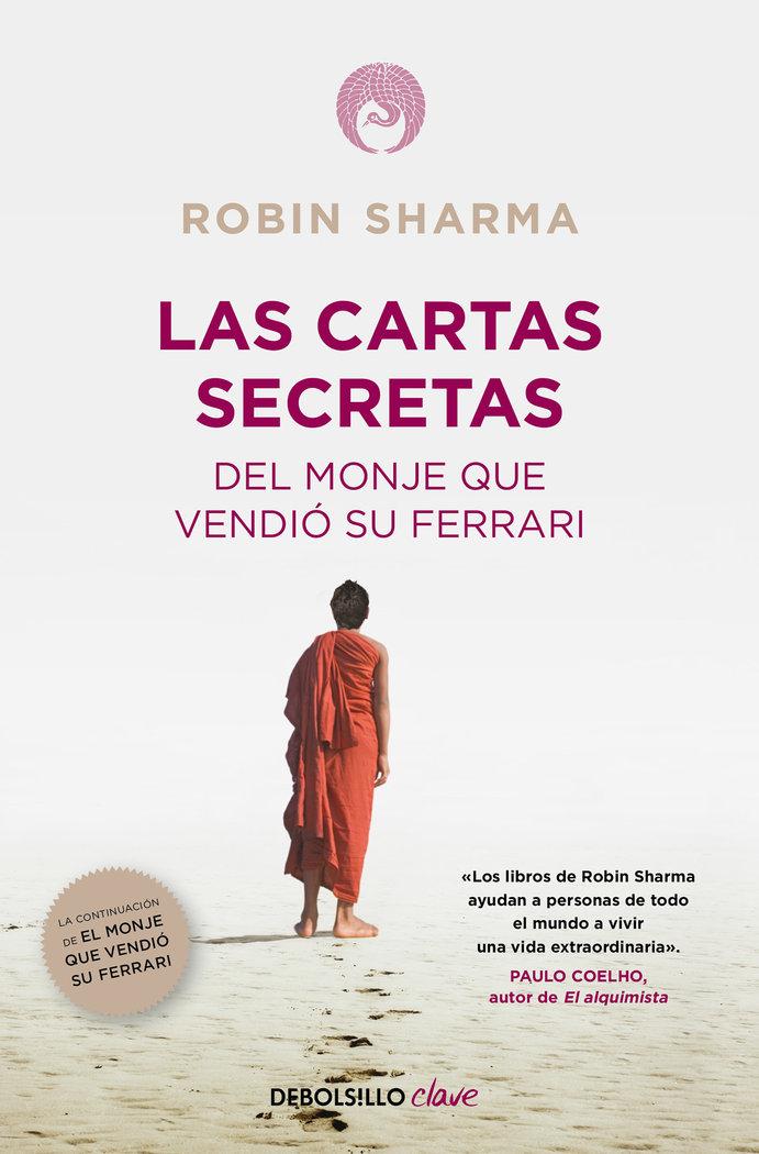 Cartas secretas del monje que vendio,las