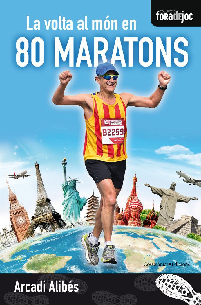 Volta al mon en 80 maratons,la