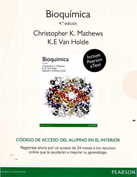 Bioquimica mylab