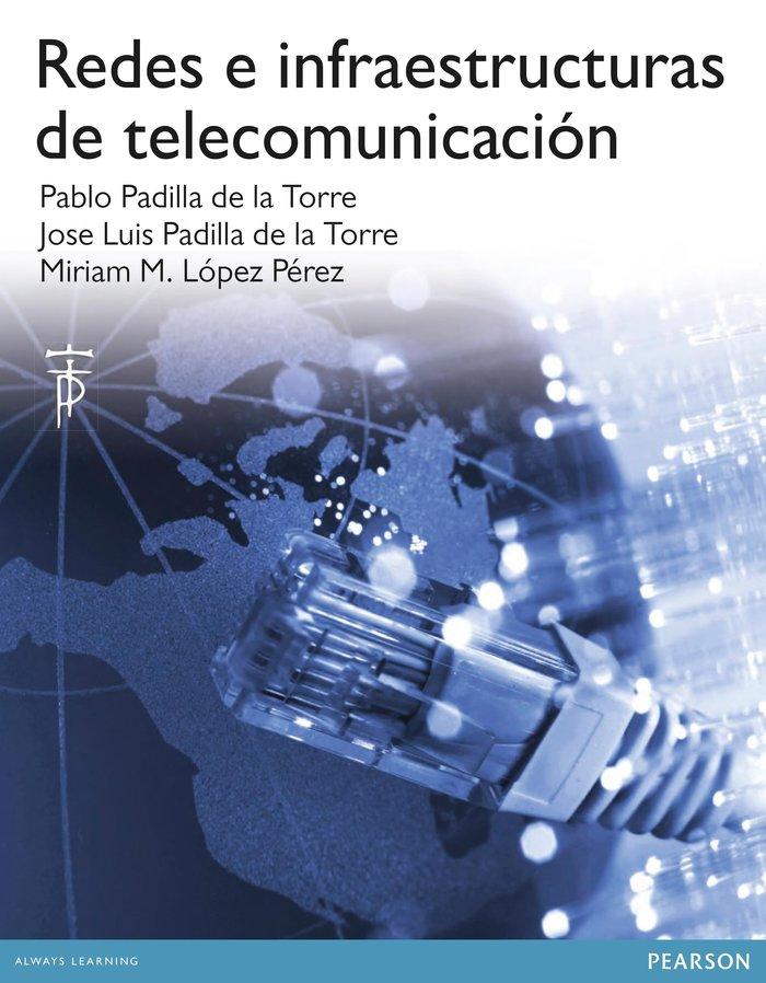 Redes e infraestructura de telecomunicacion