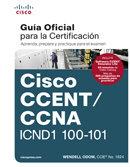 Ccent/ccna icnd 100-101 guia examen certificacion