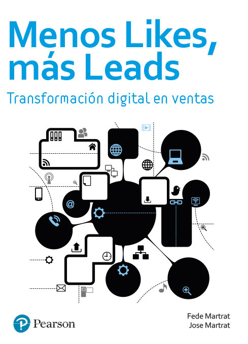 Circulo digital del like al lead
