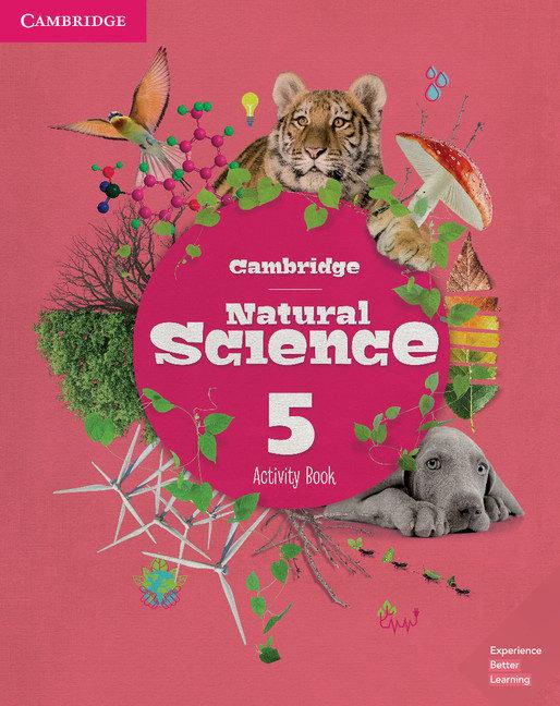 Cambridge natural science 5ºep wb 18