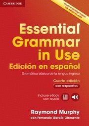 Essential grammar in use spanish 4ºed key/interactive