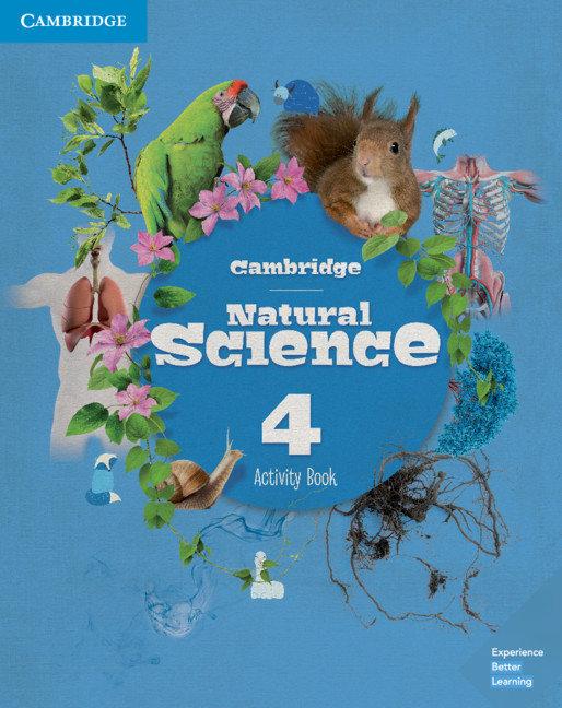 Cambridge natural science 4ºep wb 19