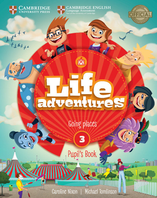 Life adventures 3ºep st 18