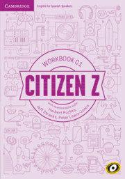 Citizen z c1 wb with downloadable audio 18