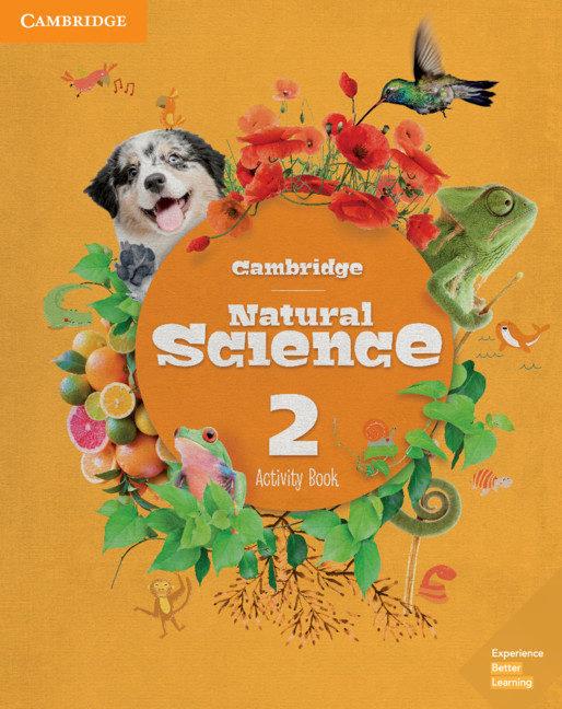 Cambridge natural science 2ºep wb 18