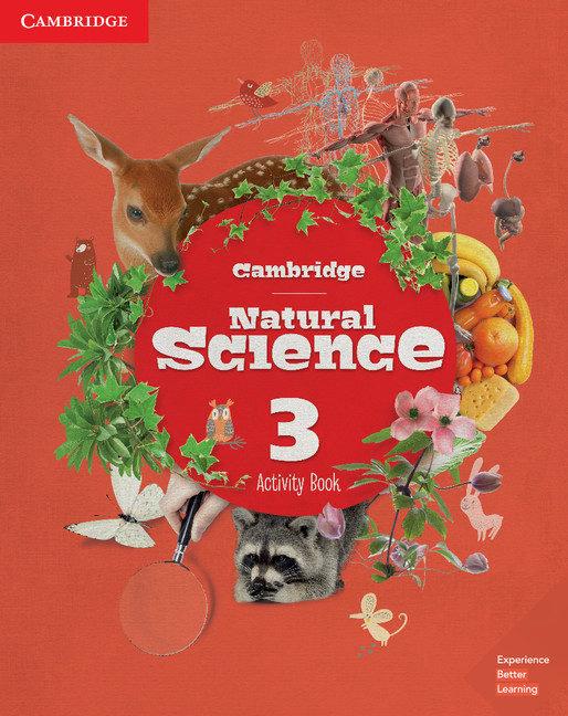 Cambridge natural science 3ºep wb 18