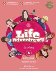 Life adventures 5ºep wb 18(home booklet&online act