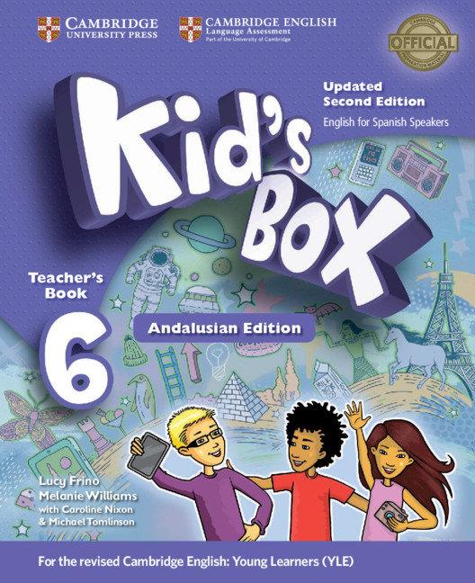 Kid's box level 6 teacher's book updated english f