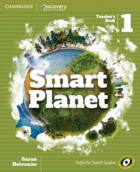 Smart planet 1ºeso teacher's book ingles