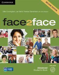 Face2face advanced spanish 2ªed st+dvd+cd+wb