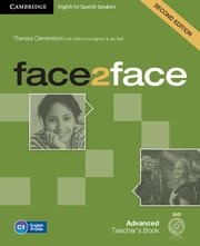 Face2face for spanish speakers advanced teacher's book with
