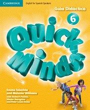 Quick minds level 6 guia didactica