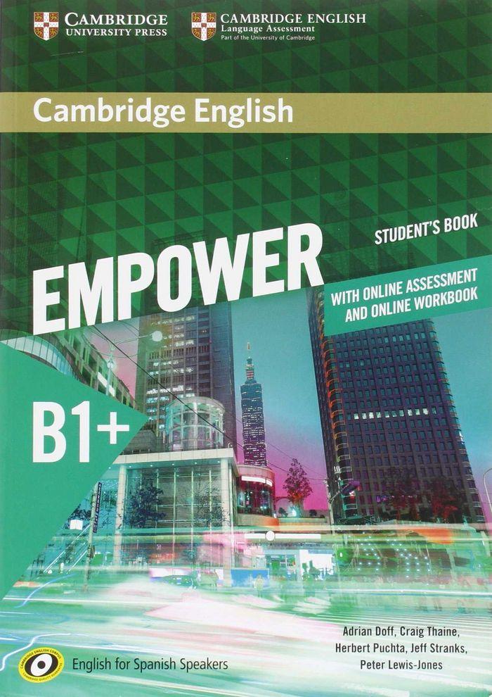 Empower ess int b1+ sb/online wb&assessment 16