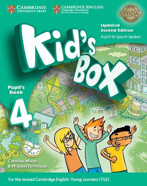Kid's box 4ºep st english for spanish 17