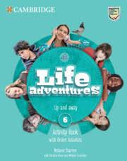 Life adventures 6ºep wb 19(home booklet&online