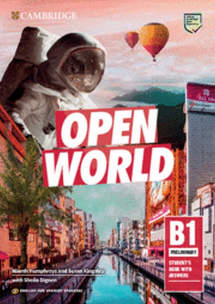 Open world preliminary st w/answers 20 spanish spe