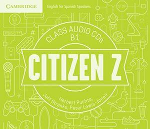 Citizen z pre-intermediate b1 cd