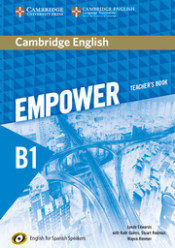 Empower ess pre-intermediate b1 teacher