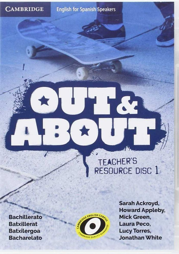 Out and about 1 nb 15 teachers resource disc