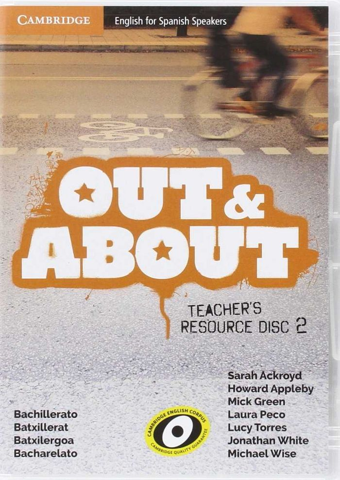 Out and about 2 teacher's resource disc