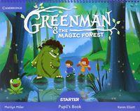 Greenman starter 15 st+stickers+popouts+cd