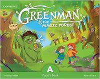 Greenman a st+stickers+popouts+cd 15