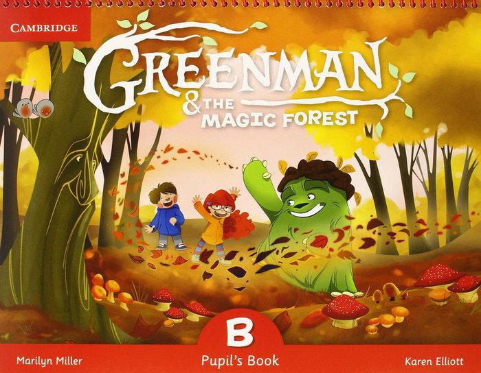 Greenman b st+stickers+popouts+cd 15