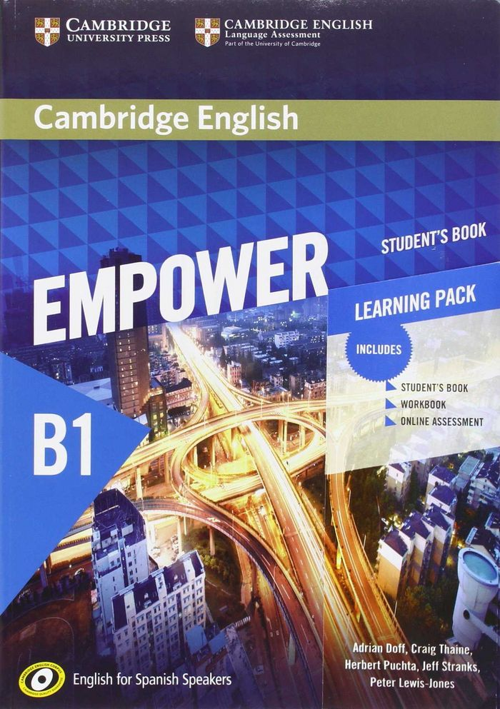 Empower ess pre-int b1 learning pk 16