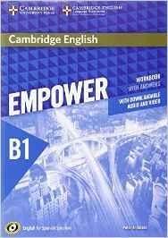 Empower ess pre-int b1 wb/download audio 16