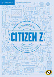 Citizen z a1 wb with downloadable audio 18