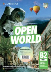Open world first self st.pack st+wb w/answ.20 span