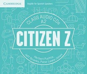 Citizen z elementary a2 cd