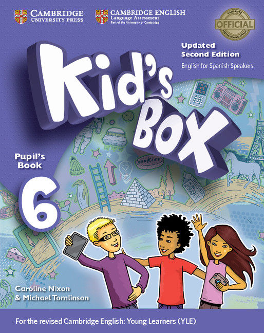 Kid's box 6ºep st english for spanish 17