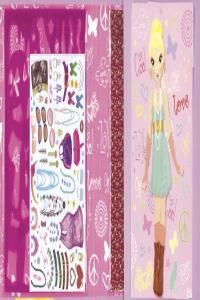 Princess top design your dress violeta