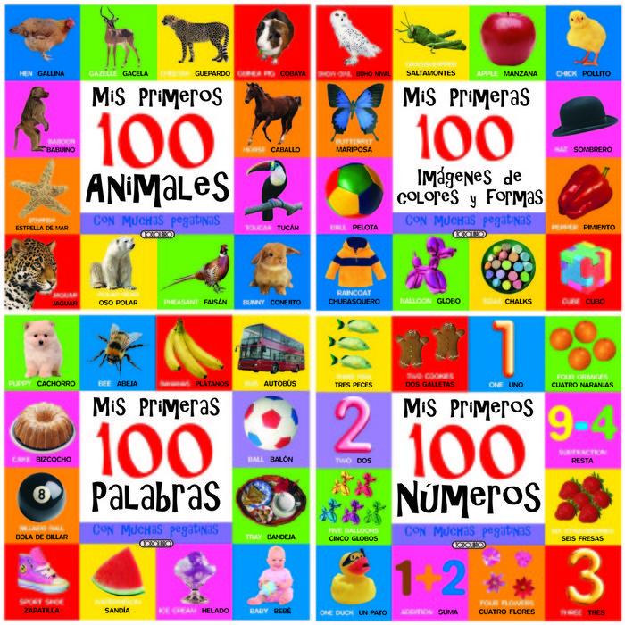 Mis primeros cien animales