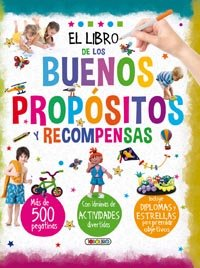 Libro buenos propositos y recompensas,el