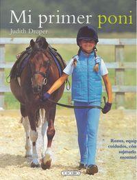 Mi primer poni