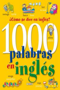 1000 palabras en ingles como se dice en ingles
