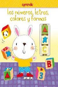 Numeros letras colores y formas,los