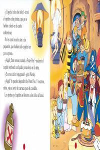Clasicos para leer colorear pegar 7