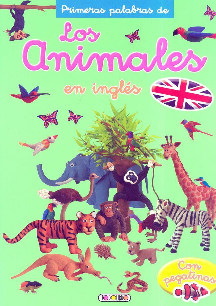 Animales en ingles,los