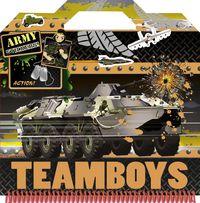 Teamboys army stickers