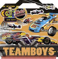 Teamboys motor stickers