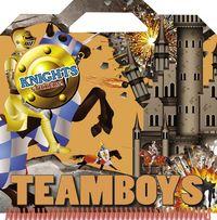 Teamboys knights stickers
