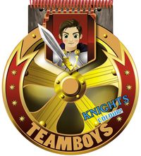 Teamboys knights colour